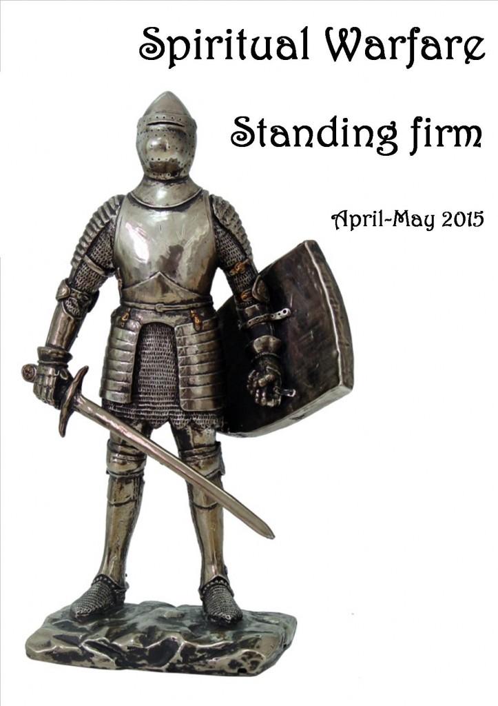 Spiritual warfare flier