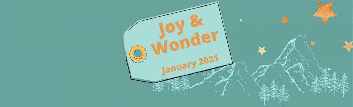 Joy & Wonder